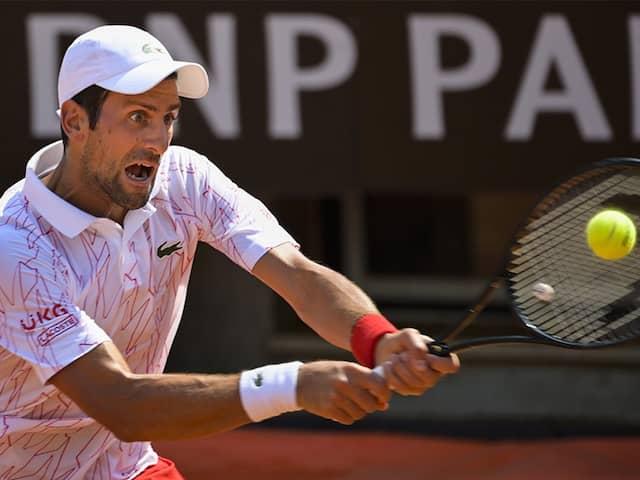 Italian Open: Novak Djokovic Wins Fifth Rome Title For Record 36th Masters Crown