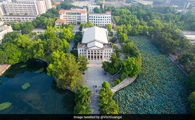 Outrage In China As University Asks Women Not To Wear 'Revealing' Clothes