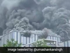3 Dead After Huge Fire At Huawei's Factory In China