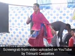 Sapna Choudhary ने 'रसगुल्ला बीकानेर का' पर किया जोरदार डांस, खूब वायरल हो रहा Video