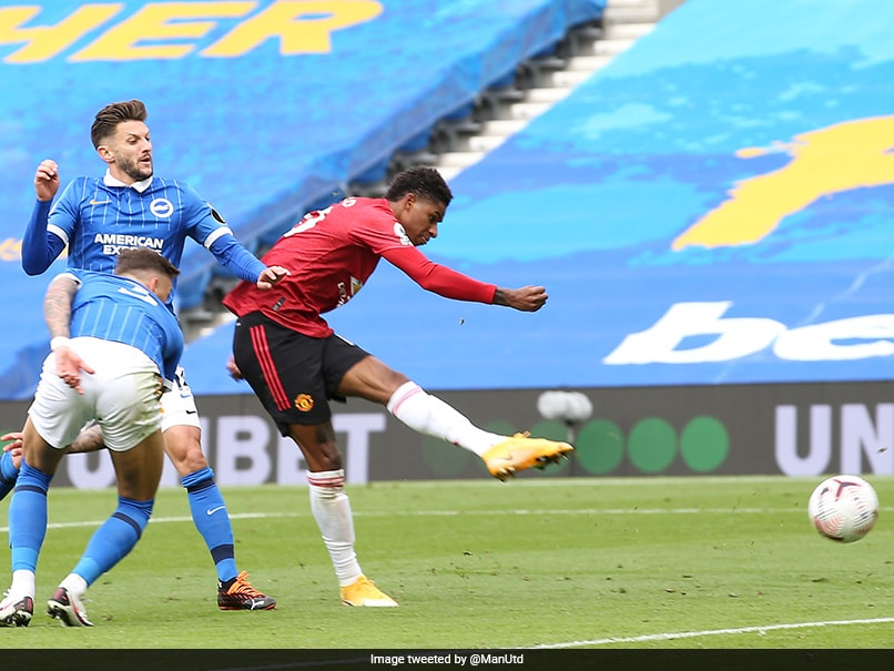 Bruno Fernandes' 100th Minute Penalty Hands Manchester United Win At Brighton