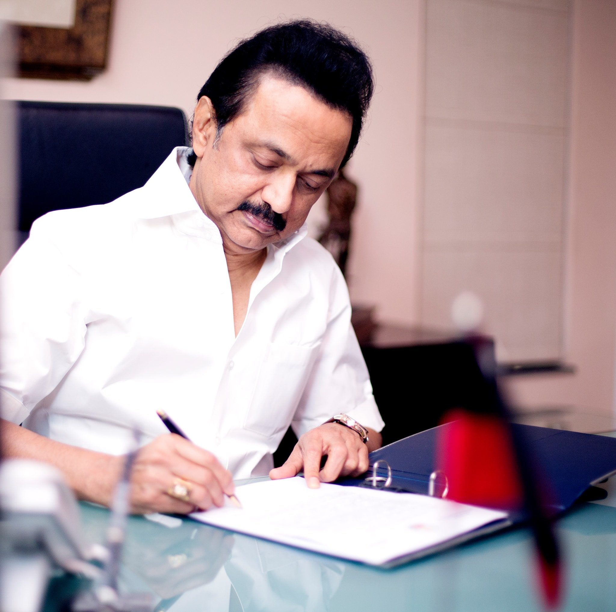 DMK Announces 12 Out Of 13 Candidates For Puducherry Polls