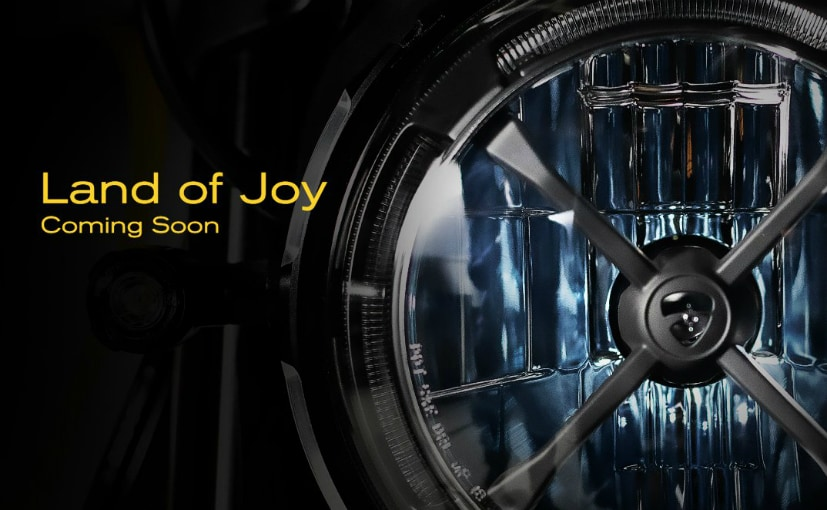 Ducati India has teased the launch of the Scrambler 1100 PRO