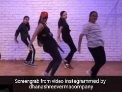 Yuzvendra Chahal की मंगेतर धनाश्री ने 'कमरिया' सॉन्ग पर किया ऐसा धमाकेदार डांस, Video ने मचा दी धूम
