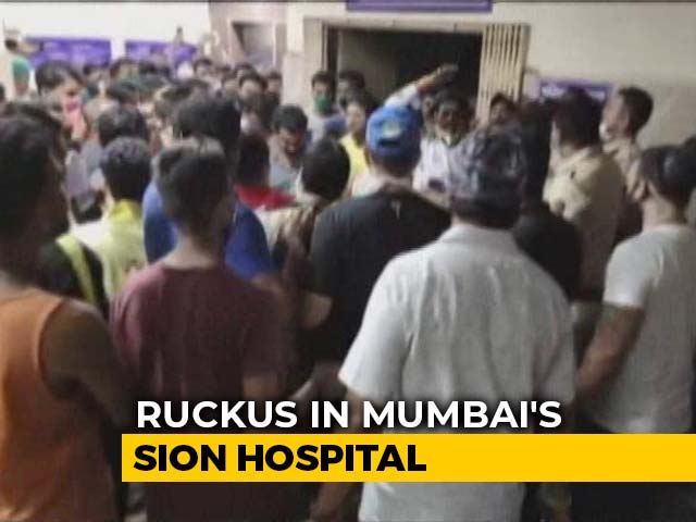 Video : Mumbai Hospital Mix-Up - Family Handed Wrong Body, Last Rites Performed