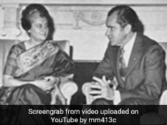Newly Declassified Tapes Reveal Ex-US President Richard Nixon's Hatred Towards Indians