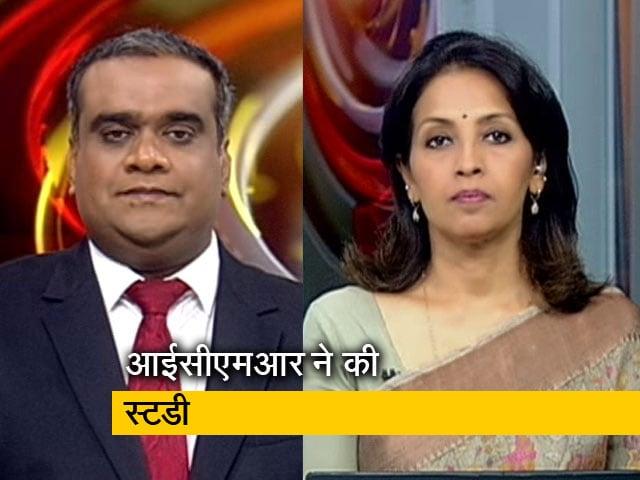 Video : हॉट टॉपिक: कोरोना से लड़ने में बेअसर है प्लाज्मा थैरेपी