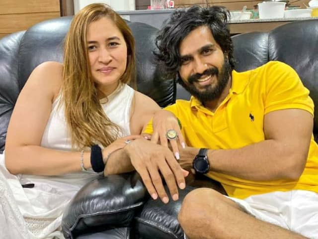 Badminton: Jwala Gutta engaged with this actor on her birth day