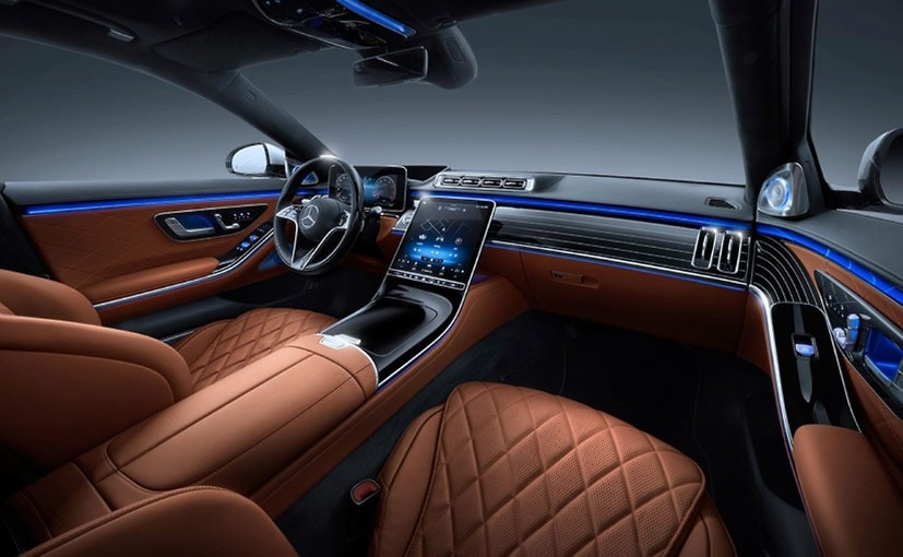 The new S-Class has autonomous capabilities but they are limited to the competition