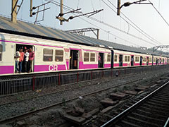 Local Train Coach Derails Near Mumbai, Passengers Safe: Central Railway