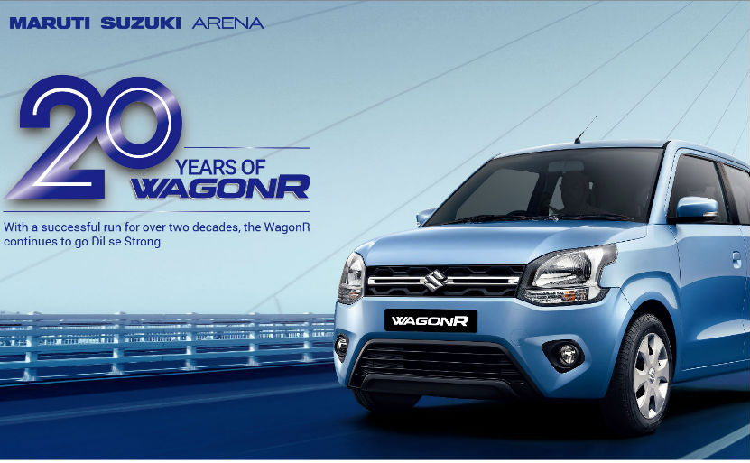 The Maruti Suzuki WagonR range starts from Rs. 4.46 lakh (ex-showroom, Delhi) onwards