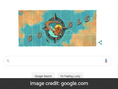 Google Doodle Dedicated To Indian Swimmer Arati Saha On Her 80th Birthday