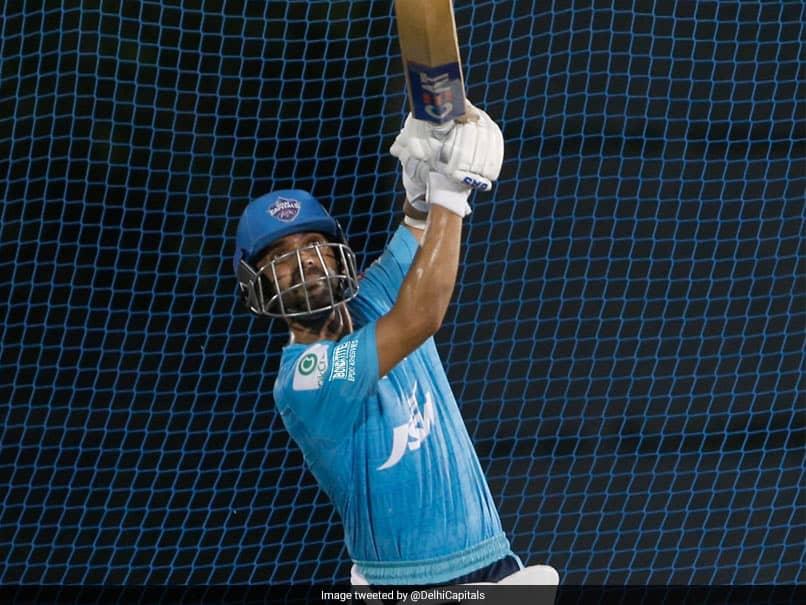 IPL 2020: Delhi Capitals Share Video Of Ajinkya Rahanes Pre-Batting Routine. Watch