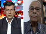 Video : 'Jaswant Singh Was Leading Light Of BJP': Yashwant Sinha