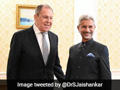 जयशंकर ने रूसी विदेश मंत्री लावरोव से की मुलाकात, द्विपक्षीय संबंध और प्रगाढ़ करने पर हुयी चर्चा