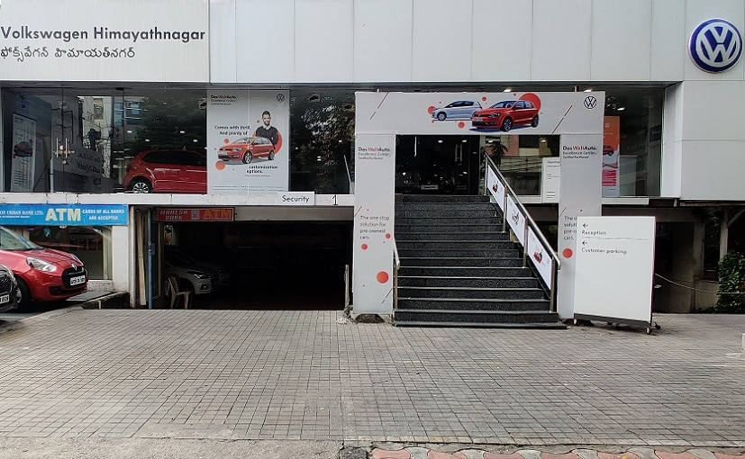 These Volkswagen Excellence Centres are one stop solution for pre-owned car business