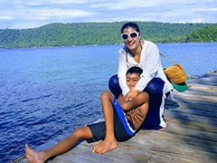 Kajol's Birthday Wish For Son Yug Came Gift-Wrapped Like This
