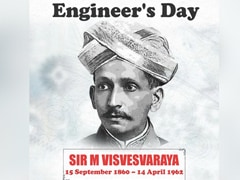 Happy Engineer's Day: Remembering Sir M Visvesvaraya, Quotes And Images