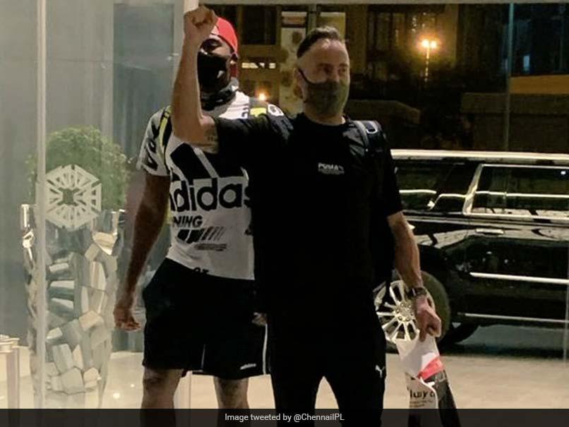 """Glories From Rainbow Nation"": Chennai Super Kings Welcome Faf Du Plessis, Lungi Ngidi"
