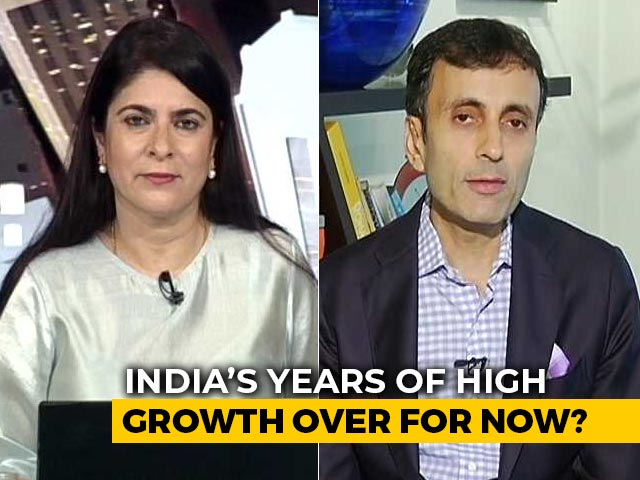 Video : India Can't Grow At 8-9% For Next Few Years: Author Ruchir Sharma