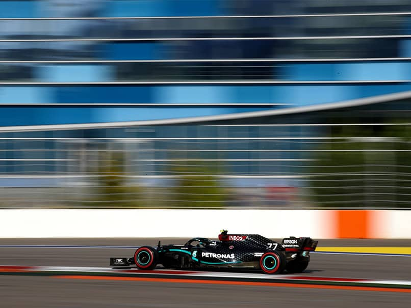 Russian Grand Prix: Valtteri Bottas Tops Sochi Practice Runs, Lewis Hamilton Second