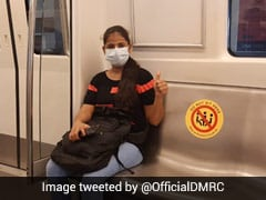 Delhi Metro Resumes After 169 Days, Strict Screening, Social Distancing