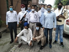 बब्बर खालसा इंटरनेशनल के दो आतंकी दिल्ली में धरे गए, हथियार और गोला-बारूद बरामद
