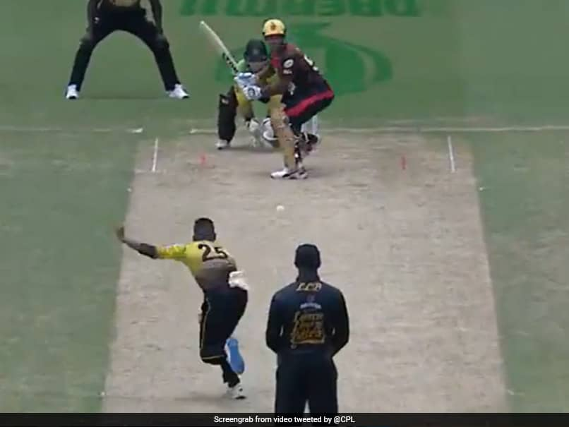 CPL 2020 Semi-Final 1 TKR vs JAM Highlights: Trinbago Knight Riders Enter Final After Comfortable 9-Wicket Win Over Jamaica Tallawahs
