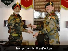 Commander Who Led Talks With China To Head Indian Military Academy: Report