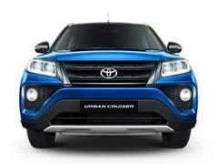 Toyota Urban Cruiser: Price Expectation In India
