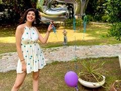 <I>Dil Bechara</I> Can't Help But Love Birthday Girl Sanjana Sanghi's Post