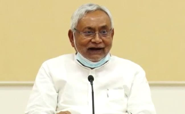 Nitish Kumar's Party, BJP Reach 50:50 Seat Deal For Bihar Polls: Sources