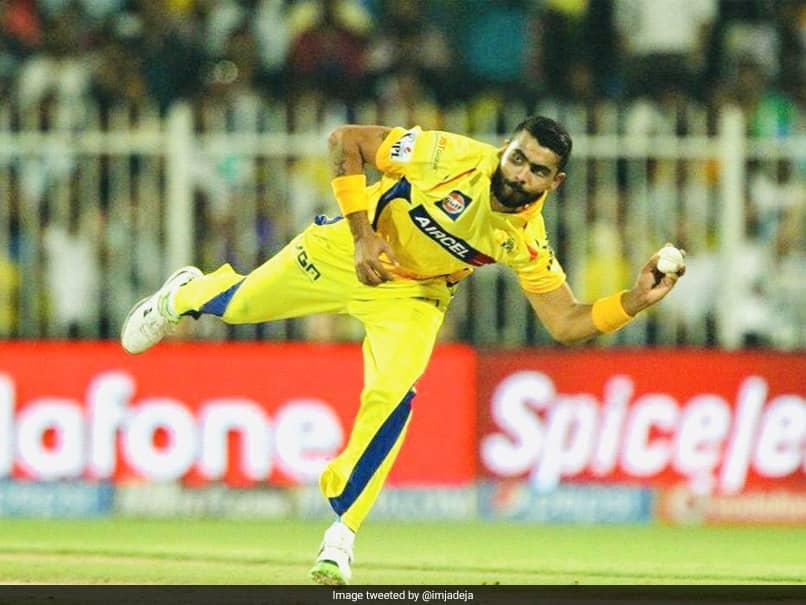 """Excited To Get Going"": CSKs Ravindra Jadeja Posts Throwback Of IPL 2014 In UAE"