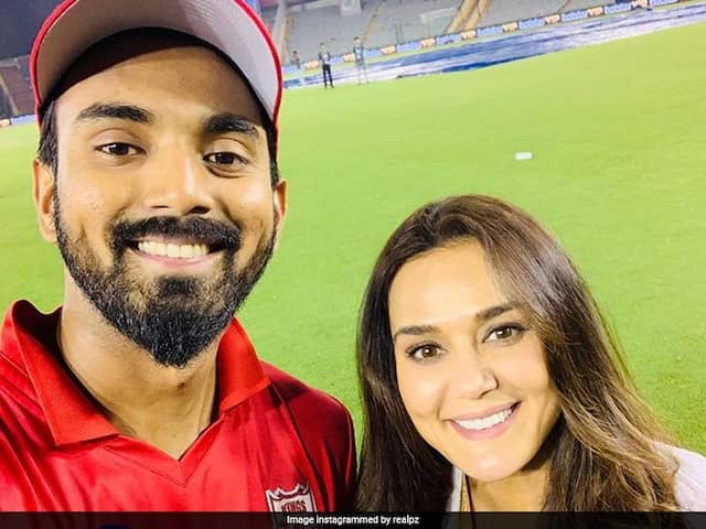 Preity Zintas Special Message For KXIP Squad From Quarantine. Watch