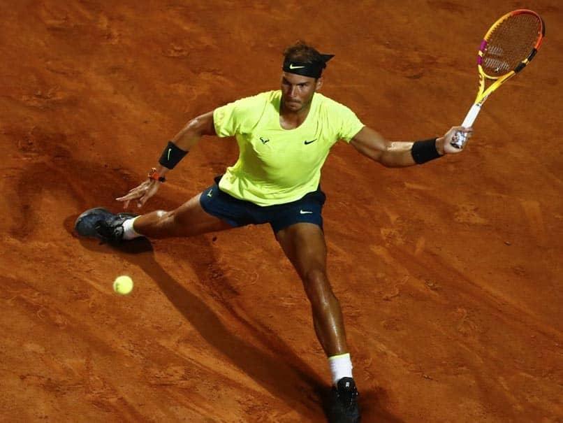 Rafael Nadal Sweeps Into Italian Open Quarter-Finals