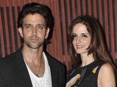 Hrithik Roshan Left This Comment On Ex-Wife Sussanne Khan's Post. Pic Inside