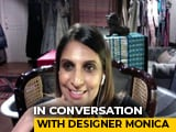 Video : Designer Monica Shah Talks About Gen Z Taking Over The Fashion World