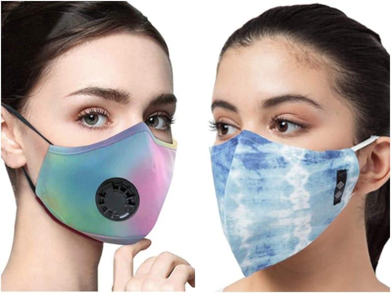 स्टडी का दावा, Covid-19 से बचाव के लिए फेस मास्क के मटेरियल से ज़्यादा जरूरी है सही ढंग से मास्क पहनना
