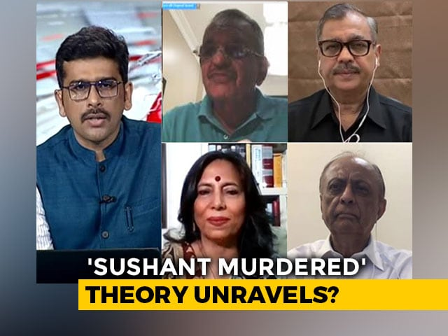 Video : Sushant Rajput's Doctor's Statement Debunks 'Murder' Theory?