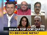 Video : Top Cop Defended Chief Minister, Reminded Rhea Chakraborty Of '<i>Aukat</i>', Now A Politician?