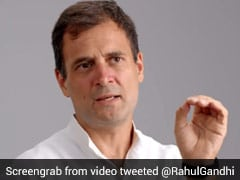 """Government Selling Country's Assets """"Shameful"""": Rahul Gandhi"""