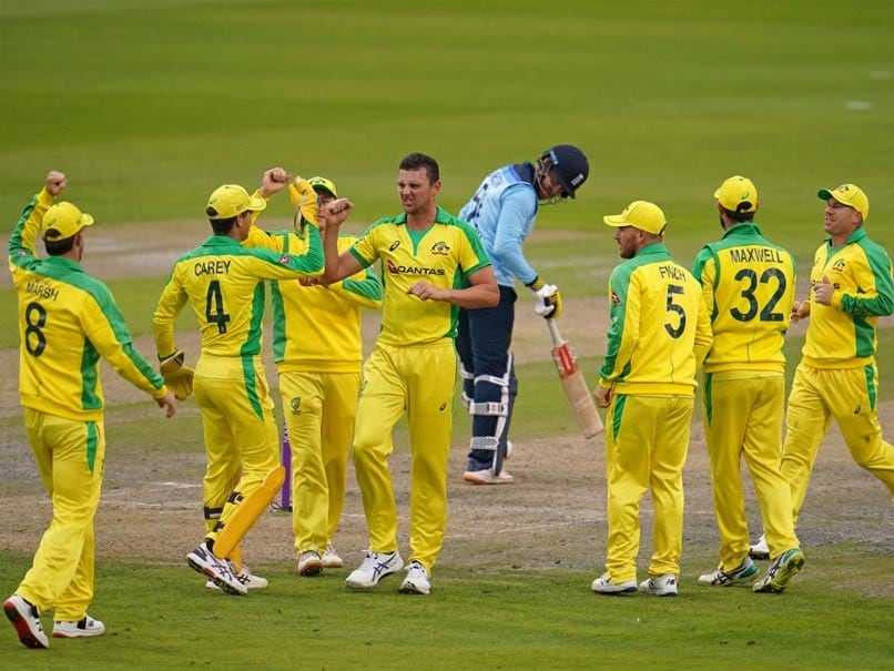 ENG vs AUS: Josh Hazlewood Shines As Australia Beat England In 1st ODI