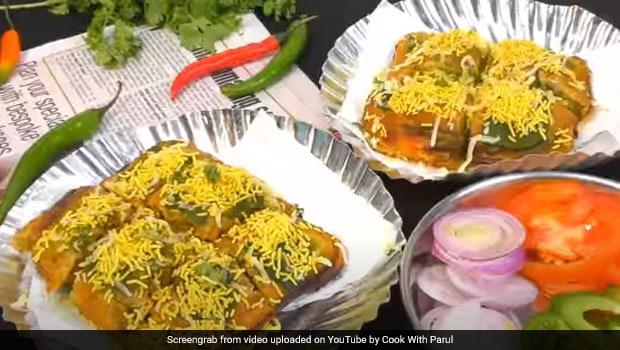 Street Food Of India: How To Make Mumbai-Style <i>Masala</i> Toast Sandwich - Recipe Video Inside