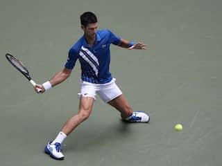 Novak Djokovic Through As Karolina Pliskova Crashes Out Of US Open
