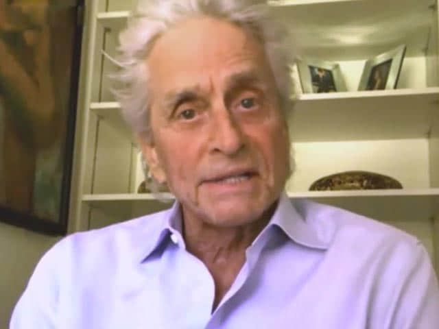 Video : What Michael Douglas Would Say If He Were The President Of The United States