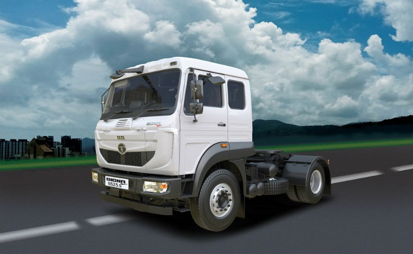 The Tata Signa 5525.S 4x2 prime mover truck is offered witha a warranty of 6 years/6 lakh km