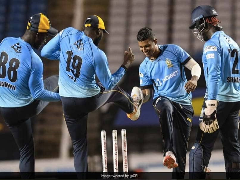 CPL 2020: St Lucia Zouks Beat Guyana Amazon Warriors By 10 Wickets To Reach Final
