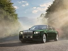 Long Wheelbase Rolls-Royce Ghost Extended Introduced; Priced In India At Rs. 7.95 Crore