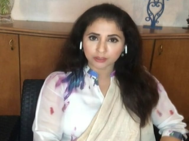 Video : Why Are Taxpayers Paying For Kangana Ranaut's Security? Actor Urmila Matondkar Asks