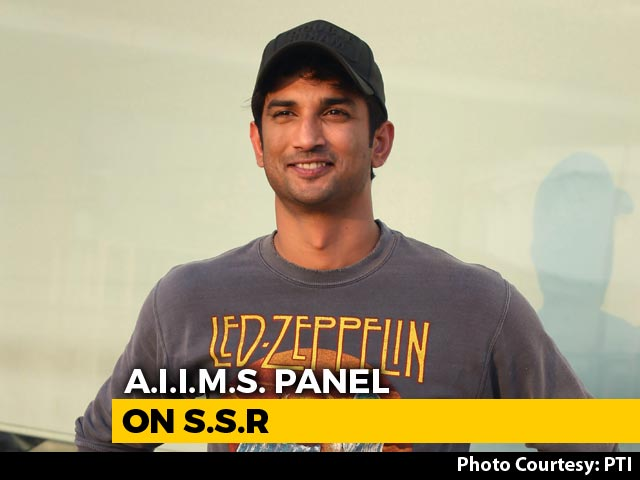Video : Sushant Singh Rajput Case: AIIMS Panel Rules Out Poisoning, Say Sources
